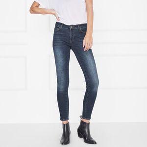 Anine Bing denim skinny jeans NWT